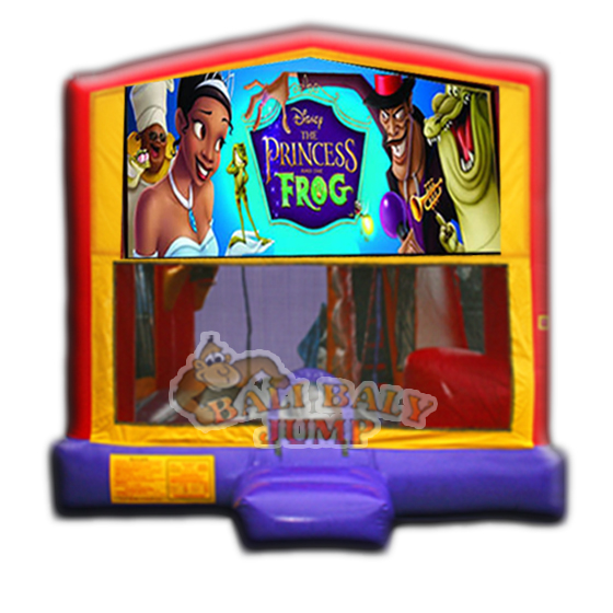 Princess & the Frog 4-in-1 Combo Jumper