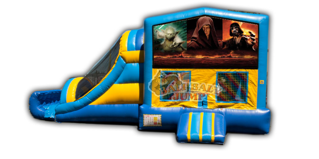 Starwars 3-in-1 Combo Jumper
