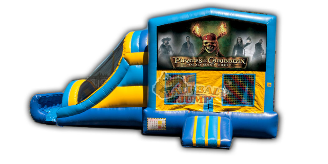 Pirates of Caribbean 3-in-1 Combo Jumper