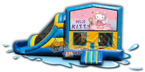 Hello Kitty 3-in-1 Combo Jumper