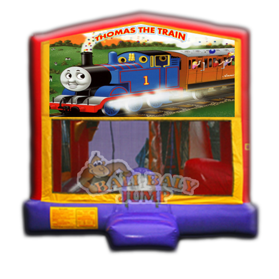 Thomas the train 4-in-1 Combo Jumper