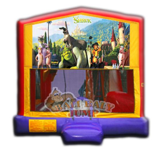 Shrek 4-in-1 Combo Jumper