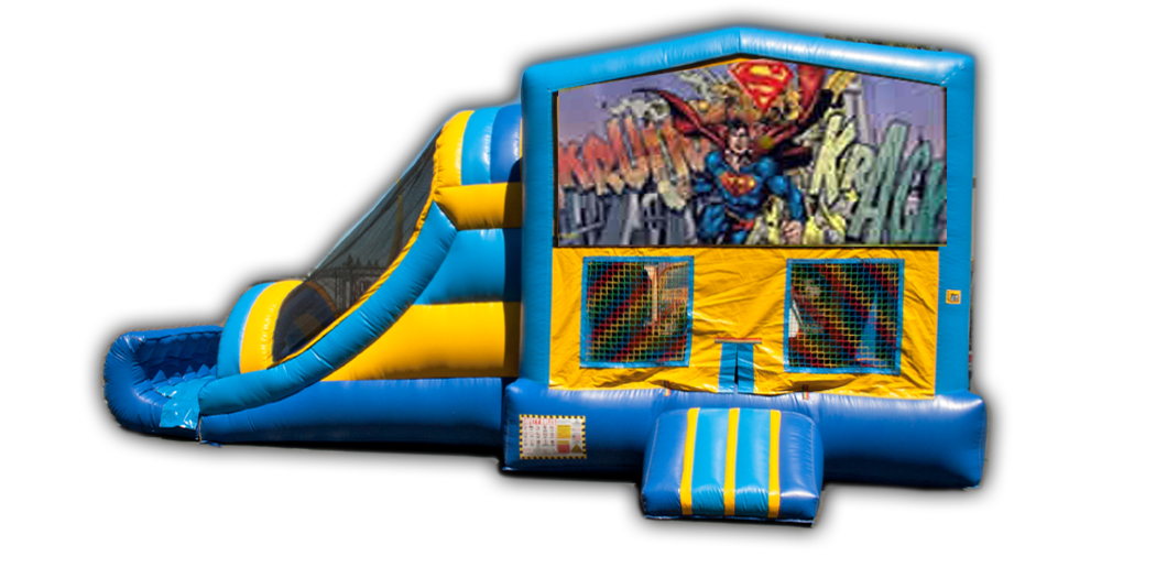 Superman 3-in-1 Combo Jumper