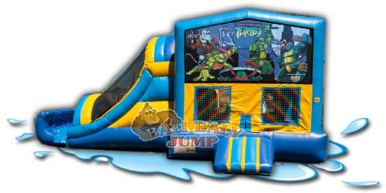 Ninja Turtle 3-in-1 Combo Jumper
