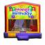 Happy Birthday 4-in-1 Combo Jumper