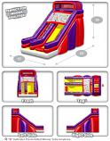 Slide 20Ft - High