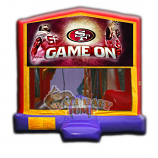49ers 4-in-1 Combo Jumper